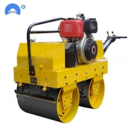 Wholesale HT30 Road Roller Double Steel Wheel Vibration Compactor With CE Certificate from china suppliers