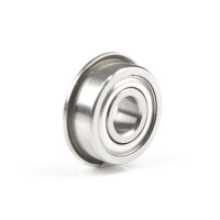 Wholesale FR168 UG Flanged Miniature Ball Bearing 1/4x3/8x1/8 Shielded from china suppliers