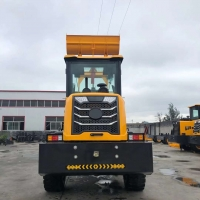 Wholesale Hydraulic backhoe loader Small Wheel Loader HT930 from china suppliers