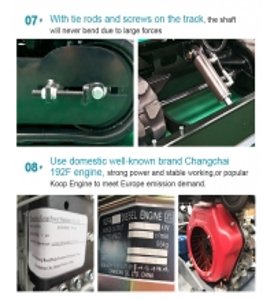 Wholesale Diesel engines Mini excavator garden Mini Backhoe Excavator from china suppliers