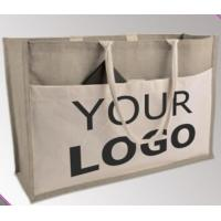 Wholesale JUTE TONE BOX TOTE,CINCH BAGS,JUTE SHOPPING BAGS,JUTE GIFT BAGS,JUTE FABRIC CONFERENCE BAGS,LAUNDRY from china suppliers