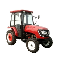Wholesale Mini Tractor 50HP 4WD 4X4 Tractor Traktor Tractors for Agriculture Agricultural Machinery for Sale from china suppliers