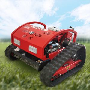 Wholesale HT750 High Efficiency Gasoline Remote Control Cutting Grass Mower For Sale from china suppliers