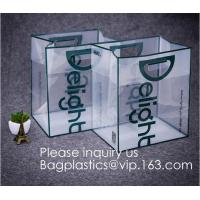 Buy cheap PE PP PVC SHOPPING BAGS, HANDLE BAGS, HANDY CARRIER BAGS, SHOPPER, SOFT LOOP from wholesalers