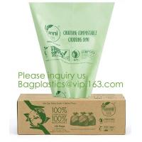 Wholesale 100% COMPOSTABLE BAG, 100% BIODEGRADABLE SACKS, D2W BAGS, EPI BAGS, DEGRADBALE BAGS, BIO BAGS, GREEN from china suppliers