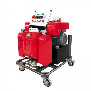 Wholesale CNMC-700 Hydraulic polyurea and polyurethane spray foaming Injection machine foam machinery from china suppliers