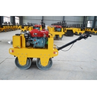 Wholesale Free EPA engine Walk-behind 0.5ton 1 ton Road roller from china suppliers
