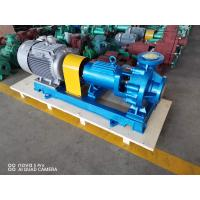 China Corrosion resistant  Nitric /HCL  Acid Transfer  Chemical Process Pump PTFE /FEP/PFA lined Centrifugal Pump on sale
