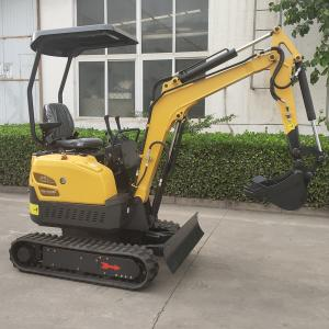 Wholesale 1.6ton New Micro Digger Machine Mini Excavator Accept Customized for Sale from china suppliers
