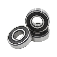 Wholesale 6314 2RS single row deep groove ball bearing for machine ABEC-1 from china suppliers