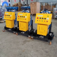 Wholesale CE Certification Polyurethane Foam And Polyurea Spraying Machine Manufacturers from china suppliers