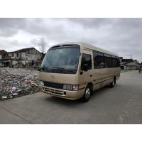 Buy cheap Good Performance 30 Seats Passenger Car TOYOTA COASTER Used Medium Luxury Coach from wholesalers