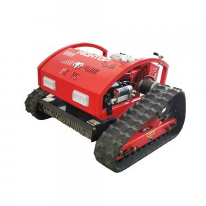 Wholesale Agriculture Cordless Lawn Mowers/Automatic Lawn Robot Mower/gasoline remote control lawn mower from china suppliers
