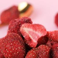 Buy cheap Freeze dried strawberry from wholesalers