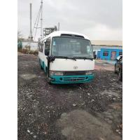 Wholesale Japan Brand price Used LHD coaster bus used Luxury coach bus for sale second hand diesel/petrol car hot sale from china suppliers