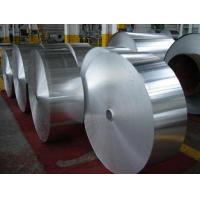 Quality 8006 Hot Rolling Cast Hydrophilic Aluminium Foil Roll Stock for Soft Freezers Hi-Tensile Strength for sale