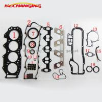 Wholesale For FORD RANGER (ER, EQ) ENDEAVOUR 2.5 WL WLT METAL Full Set Auto Parts Engine Rebuilding Kits 50163000 from china suppliers