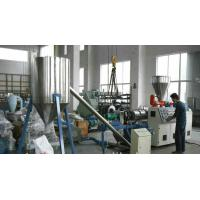 Wholesale PVC  Hot Cutting Plastic Granules Machine / Pelletizing Machine 60KW from china suppliers