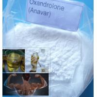 Wholesale Supply White powder Oxandrolone Anavar Oxandrolone anabolic for bodybuilding from china suppliers