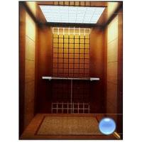 Buy cheap Far Infrared Light Curtain Protection Hydraulic Passenger Elevator For Building from Wholesalers