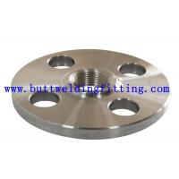Wholesale ANSI ASTM A182 A351 F304 Forged Steel Flanges / Weld Neck Flange For Shipbuilding from china suppliers
