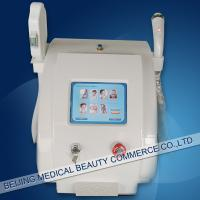 Wholesale newest 2 In 1 Safety E-Light Ipl RF , Bipolar RF Wrinkle / Hair Removal Machine from china suppliers