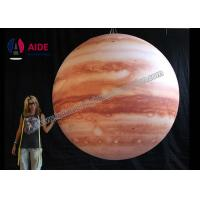 Wholesale LED Inflatable Advertising Balloon Giant Inflatable Planets Solar System from china suppliers