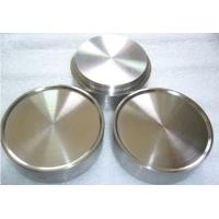Wholesale Zirconium Disks (Zr 60702) , Zr Cake, Zr Sputtering Target from china suppliers