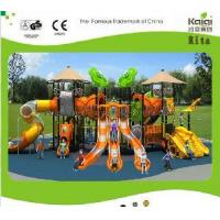 Wholesale Rhyme of Sea Sailing Outdoor Playground (KQ10081A) , Playground Euqipment from china suppliers
