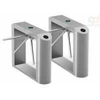 Wholesale Stainless Steel Waist Height Turnstiles Rfid Card Tripod Turnstile from china suppliers