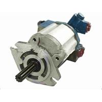 Wholesale Aluminium Hydraulic Pump Forklift Truck Components For Mitsubishi S4S Engine from china suppliers