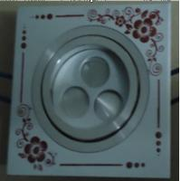Wholesale Energy - saving 3W 6000K - 6500K 70mm OEM Indoor Recessed Led Ceiling Lamp for Kitchen  from china suppliers