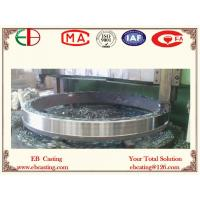 Wholesale Machined Over ZG310-570 Ring Casting Parts for Cement Kiln EB14017 from china suppliers
