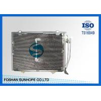 Wholesale Benz W202 Auto AC Condenser 1- Row , Auto Condenser Replacement Full Aluminum from china suppliers