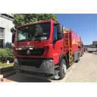 Wholesale Two Seats Water Pump Fire Truck from china suppliers