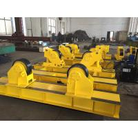 Quality 5T - 40T Tank Turning Rolls , Pipe Welding Rollers For Pressure Vessels for sale