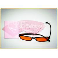 Wholesale Fashionable Style Luminous Sunglasses Perspective Glasses For Poker Cheat from china suppliers