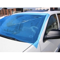 Wholesale Polyethylene 24'' 3mil Auto Crash Wrap For Vehicles Wreck A Wrap Salvage Car Warpping from china suppliers
