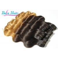 Wholesale Body Wave 20 Inch Black To Blonde Ombre Hair Extensions Peruvian Ombre Hair Bundles from china suppliers