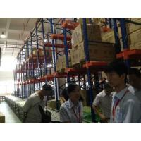 Wholesale Assembling Lines Drive In System , Material Handling Racking Systems With Large Capacity from china suppliers