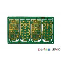Wholesale ENIG Surface Multilayer PCB Board 6 Layers FR - 4 Base Material Dielectric from china suppliers