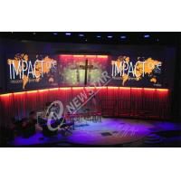 China 17222 dots/㎡ Rental Stage LED Screens P7.62mm , IP31 Indoor Full Color Led Display on sale