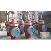 Wholesale Pipeline Conduit Expanding 2 - 42 Size Class 150 / 300 Stainless Steel Gate Valves from china suppliers
