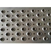 120  Length Metal Safety Anti Skid Stair Treads For Staircase , Stair Steps for sale