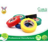 Quality Adhesive Insulation Masking PVC Multi Colored Electrical Tape Heat - Resistant for sale