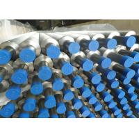China LL Type Stainless Steel Fin Tube , Wound Longitudinal Finned Pipe on sale