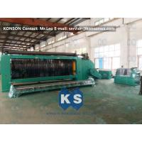 Wholesale Double Twist Wire Mesh Making Machine , Hexagonal Wire Netting Gabion Production Line from china suppliers