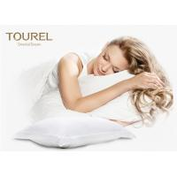 Wholesale Soft Hotel Style Duck Down High End Sleeping Pillows Inner Luxury Pure White from china suppliers