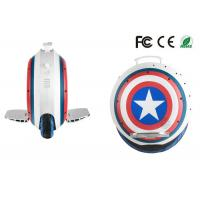 Buy cheap Colorful Self Balancing One Wheel Electric Scooter With Bluetooth Stereo Easy To Control from wholesalers