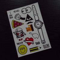 Wholesale Kids birthday Tattoo from china suppliers